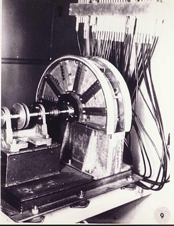 CSIRAC Magnetic Disc