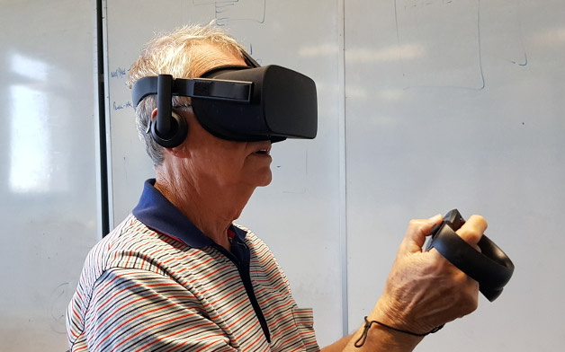Emerging Technologies for Enrichment in Old Age